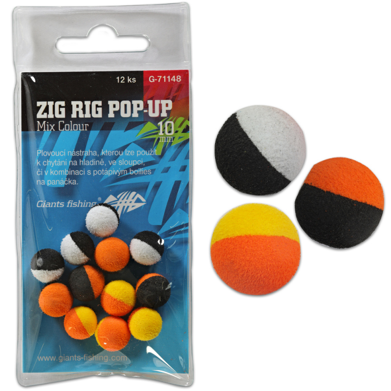 ZIG RIG SYSTEM, POP UP